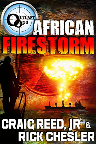Series Spearguns - OUTCAST Ops: African Firestorm (OUTCAST Ops Book 3) (OUTCAST Ops Series)