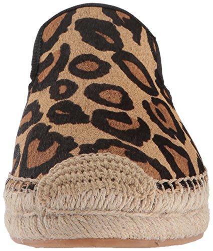 Leopard Nude Women's Edelman Sam Kerry Mule New XwqYx