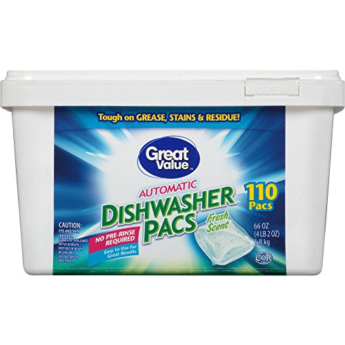 great-value-automatic-fresh-scent-dishwasher-pacs-110-count-66-oz