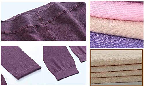 Ultra Marron Température Huateng vêtement Sous Constante Pour 37 Degrés À Femme Thermique mince De wqOI0