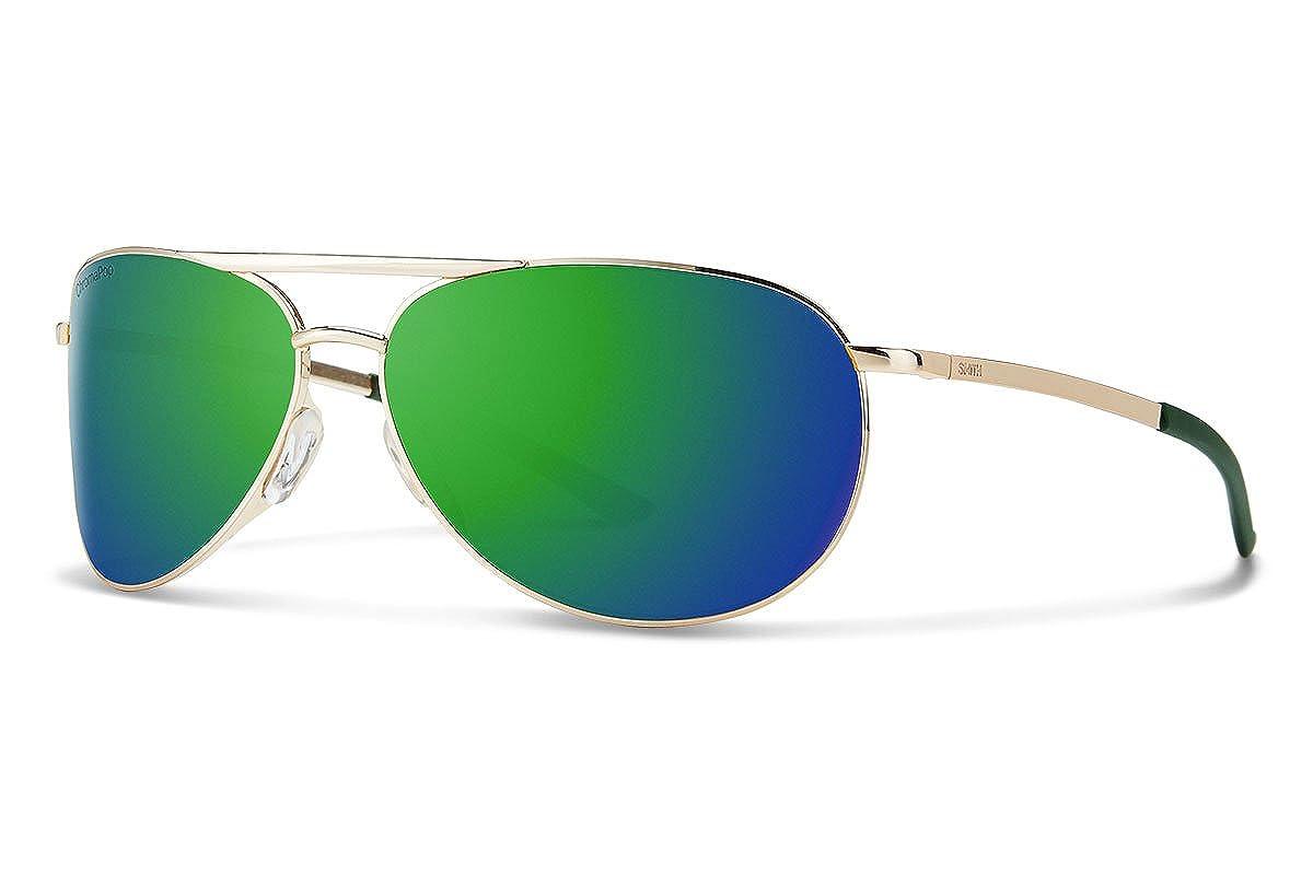 e50ed0cabee Amazon.com  Smith Serpico Slim 2 ChromaPop Polarized Sunglasses ...