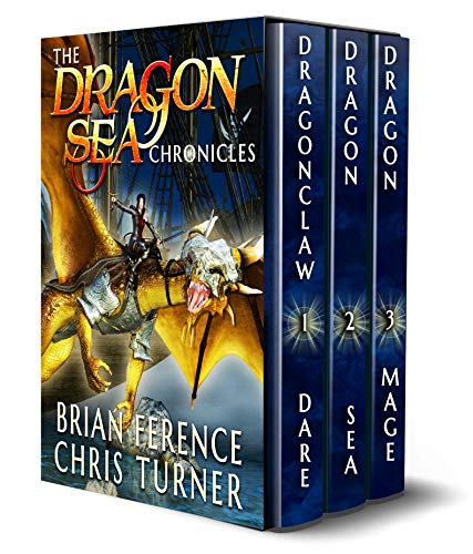 Box Set: The Dragon Sea ()