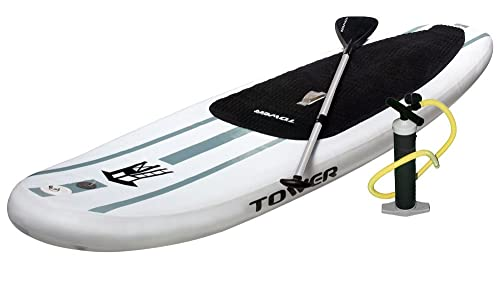 Tower Paddle Boards Adventurer Inflatable 9'10