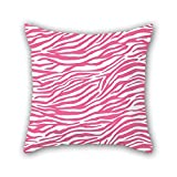 PILLO stripe pillowcover 20 x 20 inches / 50 by 50 cm gift or decor for monther,wife,husband,monther,couples,play room - two sides