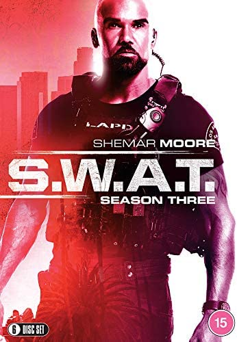 S.W.A.T. – Season 3 [DVD]