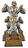 Decade Awards Monster Victory Trophy | Triumphant Beast Victory Award | 6.75 Inch and 9.5 Inch Tall - Free Engraved Plate on Request