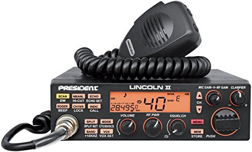 president-lincoln-ii-v3-amateur-10-meter-all-mode-radio