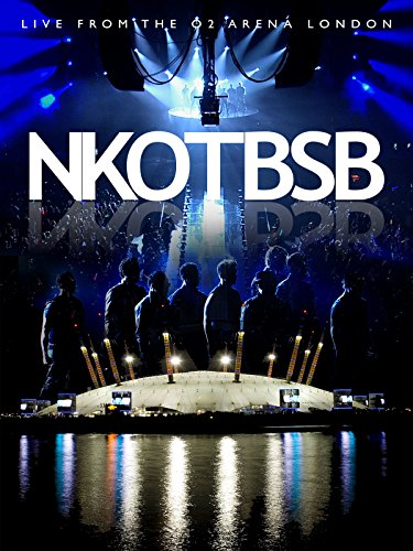 NKOTBSB - Live From The O2 Arena London