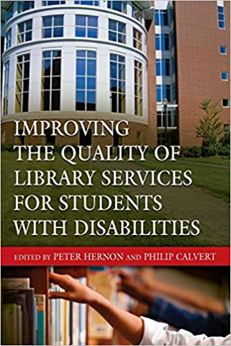 For Students With Disabilities Quality >> Amazon Com Improving The Quality Of Library Services For Students