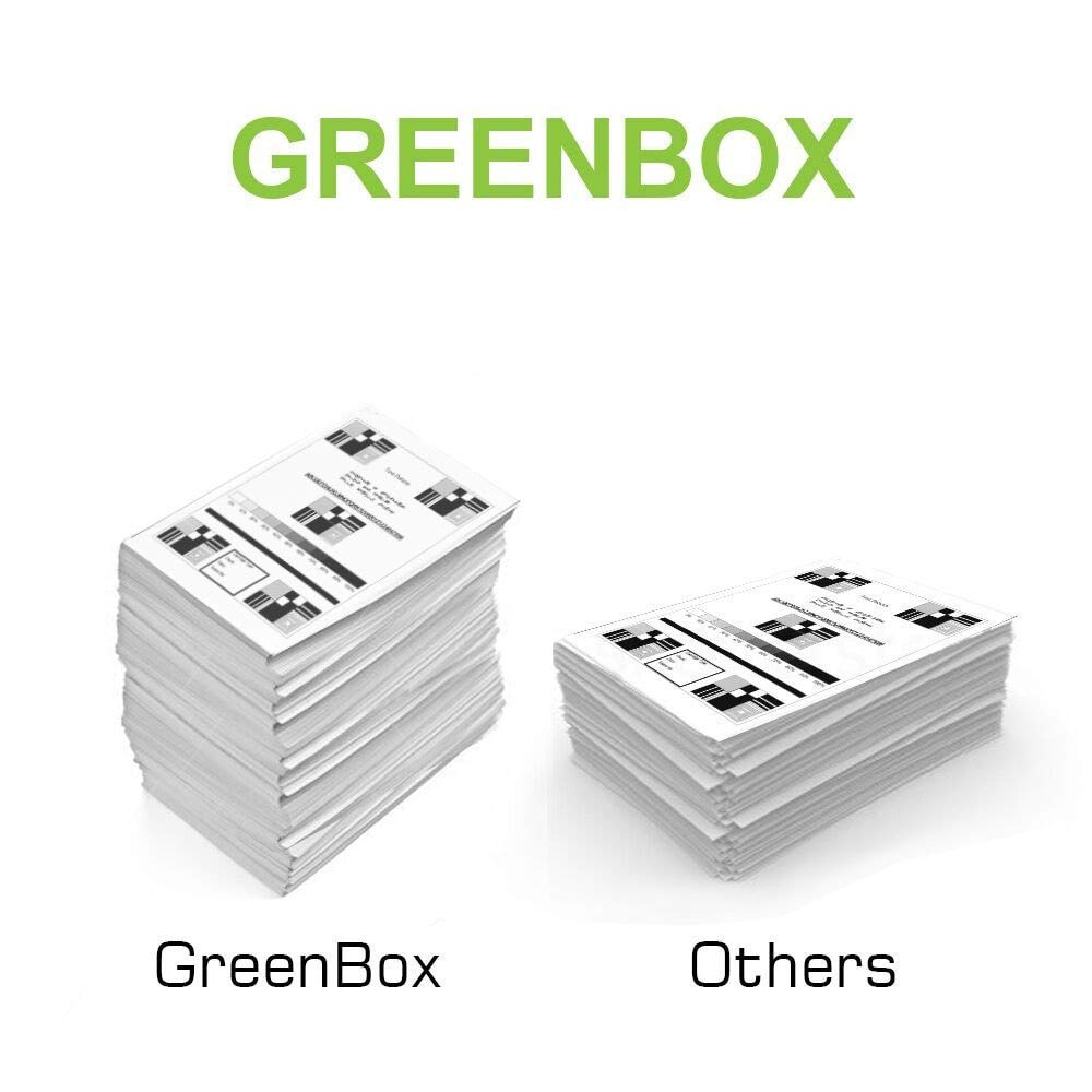 Amazon.com: GREENBOX - Cartucho de tinta remanufacturado de ...