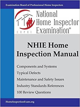 Nhie home inspection manual bruce barker 9780996451802 amazon nhie home inspection manual bruce barker 9780996451802 amazon books fandeluxe Images