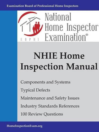 NHIE Home Inspection Manual