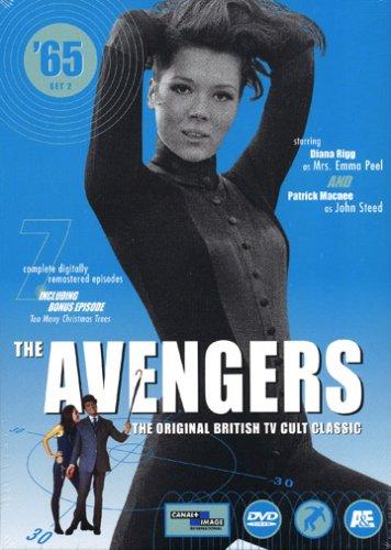 Avengers '65 - Set 2, Vols. 3 & 4 by A&E Home Video
