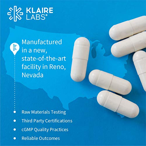 Klaire Labs Ther-Biotic Complete Probiotic - 25 Billion High CFU Blend, The Original Hypoallergenic Probiotic for Men & Women, Dairy-Free (120 Capsules) by Klaire Labs (Image #7)