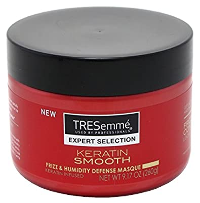TRESemme Expert Selection Hair Mask , Keratin Smooth, 9.17 Ounce