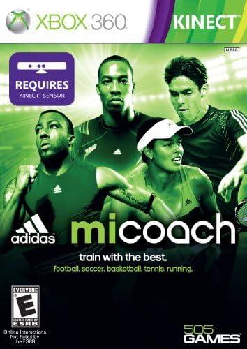 miCoach by Adidas - Xbox 360