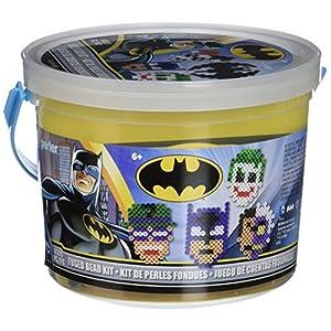 Perler Fused Bead Bucket Kit, Batman