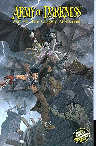 Download Army of Darkness: Ash vs. The Classic Monsters (Dynamite; Army of Darkness) PDF