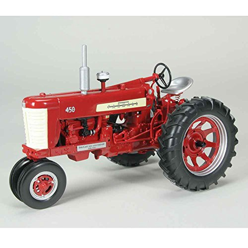 Farmall 450 Narrow Front Tractor 30th Anniversary 1/16 by Speccast CUST1422 - Anniversary Tractor