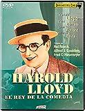 Harold Lloyd, el rey de la comedia [DVD]