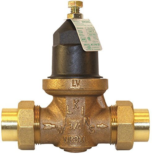 Residential Water Pressure Regulator - 1