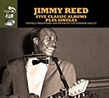 Jimmy Reed -  5 Classic Albums Plus Singles