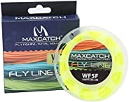 Maxcatch ECO Floating Fly Fishing Line Weight Forward Design with Welded Loop (1F,2F,3F,4F,5F,6F,7F,8F)