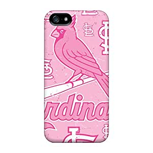 Premium [anX2570dfxE]st. Louis Cardinals Case For Iphone 5/5s- Eco-friendly Packaging
