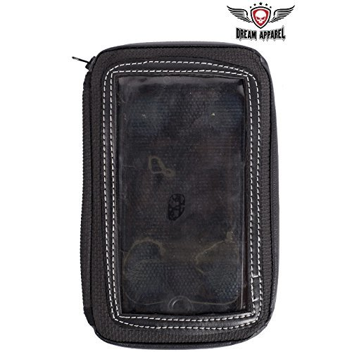 Motorcycle Magnetic Cell Phone & GPS Holder Tank Bag