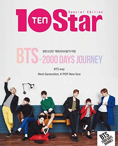 BTS (방탄소년단) 【Amazon.co.jp 한정】 BTS 스페셜 매거진 & 오프 쇼트 DVD -10Star 매거진 BTS - 2000 DAYS JOURNEY- (Amazon.co.jp 한정 일본어 번역 소책자 포함) - import