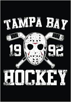 Tampa Bay 1992 Hockey: Hockey Journal & Personal Stats Tracker 100 Games por Dartan Creations Gratis