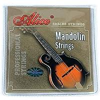 Alice Mandolin Strings, 8 Loop End Strings - 10-34