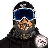 SA Frost TechTM Fleece Face Shield