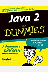 Java 2 For Dummies Kindle Edition