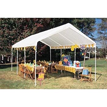 PIC Industries King Canopy Universal Canopy 12 Foot x 20 Foot  sc 1 st  Amazon.com & Amazon.com : PIC Industries King Canopy Universal Canopy 12 Foot x ...