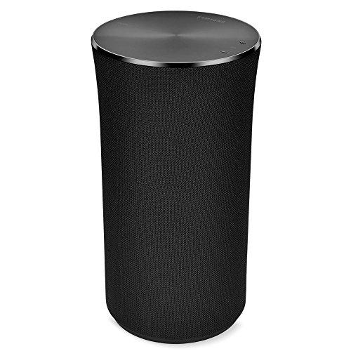Samsung Radiant360 R1 Wi-Fi/Bluetooth Speaker WAM1500/ZA - Black (Certified Refurbished)