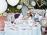Talking Tables Alice in Wonderland Tea Party Set