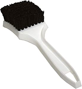 "Nanoskin (85-634) 8.5"" Carpet & Floormat Scrub Brush, Black Nylon"