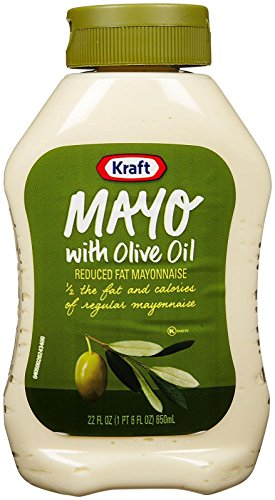 Kraft Mayo Olive Oil (Kraft Mayo - With Olive Oil - 22)