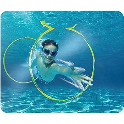 Diving Masters Torpedo Swim Hoops Set, 2-Pack: Toys & Games