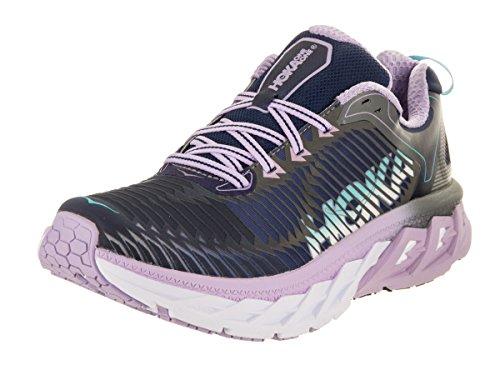 HOKA ONE ONE Arahi Running Shoe Medieval Blue/Lavender