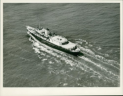 Vintage photo of Royal Yacht Britannia from an Anglian for sale  Delivered anywhere in USA