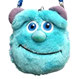 Monsters, Inc. Sally stuffed coin case [Tokyo Disney Resort Limited]