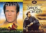 American History Epic Double Feature - Dances With Wolves & The Patriot 2-DVD Bundle
