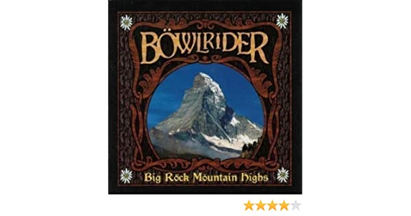 Big Rock Mountain Highs by Bowlrider : Bowlrider: Amazon.es: Música