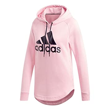 adidas Damen W Mh Bos Oh Hd Hoodie  Amazon.de  Sport   Freizeit 7247ec26fe