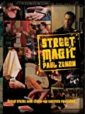 street magic great tricks and close up secrets revealed
