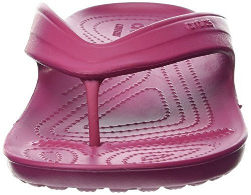 Crocs Unisex Klassieke Flip-flop Granaatappel