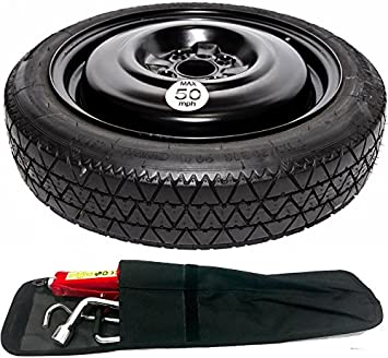 ASTRA GTC 2011-PRESENT DAY SPACE SAVER SPARE WHEEL AND TOOL KIT