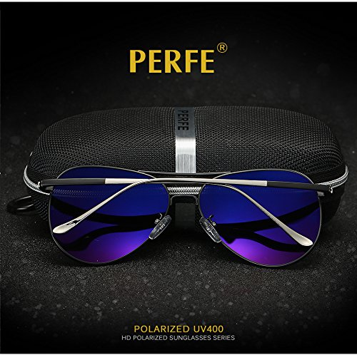 Gafas Sol UV Mujer De 400 Polarizadas Protección para Hombre C3 C1 Aviator para RRqH6xSO